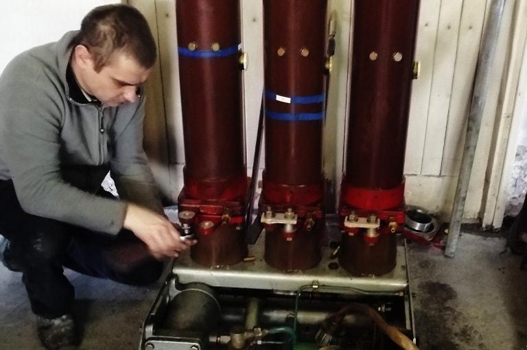 Konserwacja instalacji elektrycznej